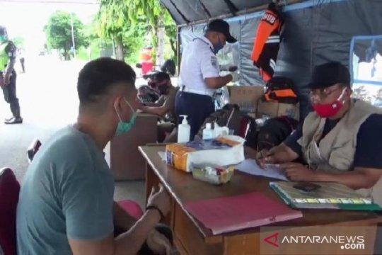 Petugas catat 513 orang langgar protokol kesehatan di Kabupaten Ngawi