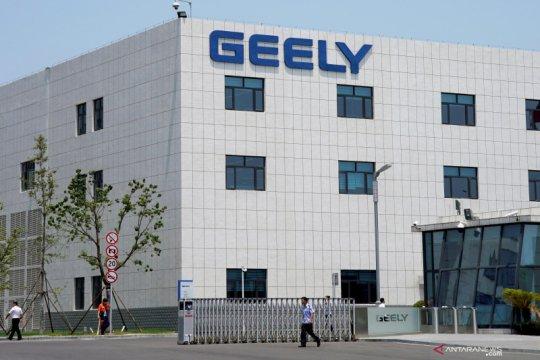 Geely China terus kerjakan kendaraan metanol