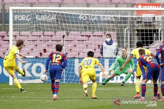 Cadiz nodai upaya Messi catatkan rekor penampilan di Barcelona