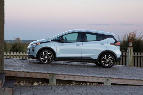 GM pangkas harga Chevrolet Bolt listrik 5.000 dolar
