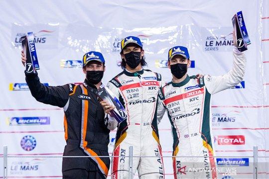 Sean Gelael tutup Asian Le Mans seri Abu Dhabi dengan kemenangan
