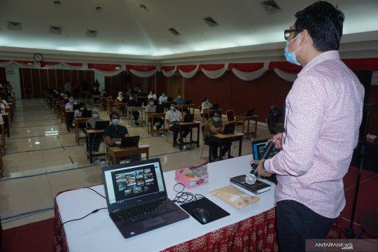 Mahasiswa FK asal Malaysia ujian di KBRI Kuala Lumpur