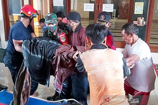 Lima korban tewas saat banjir terjang Jakarta