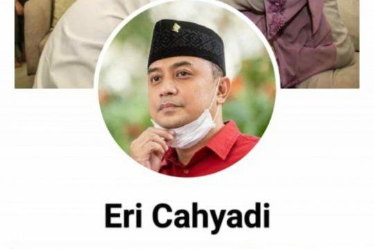 Akun penipu catut Eri Cahyadi menjelang pelantikan wali kota Surabaya