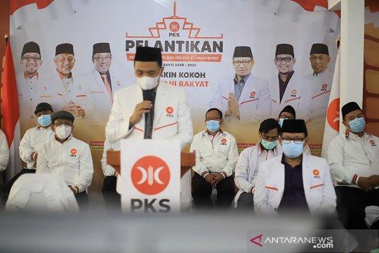 Pengurus PKS Depok 2020-2025, siap tambah suara dua kali lipat