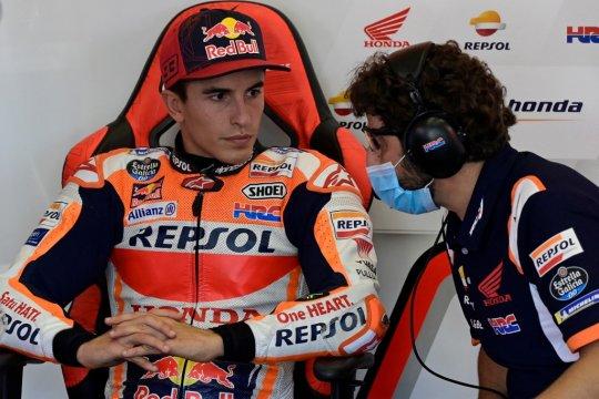 Marquez bicarakan kondisi cederanya jelang musim baru MotoGP