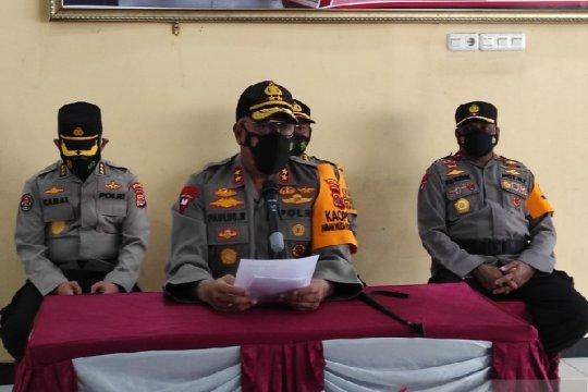 Kapolda Papua: Tiga polres masuk daerah merah gangguan KKB