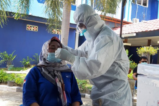 Penularan COVID-19 dan upaya penanggulangannya di Gorontalo