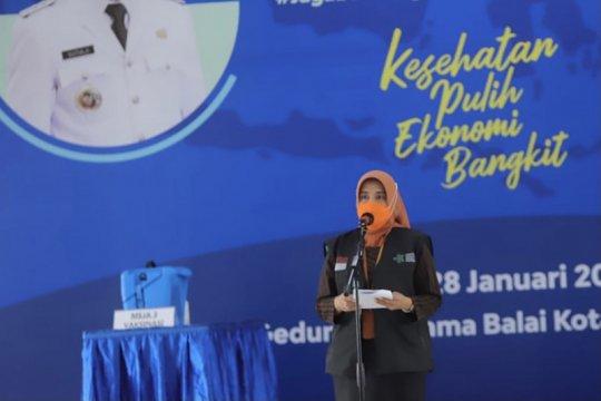 Dinkes Kota Malang catat 7.539 nakes terima dosis kedua vaksin Sinovac