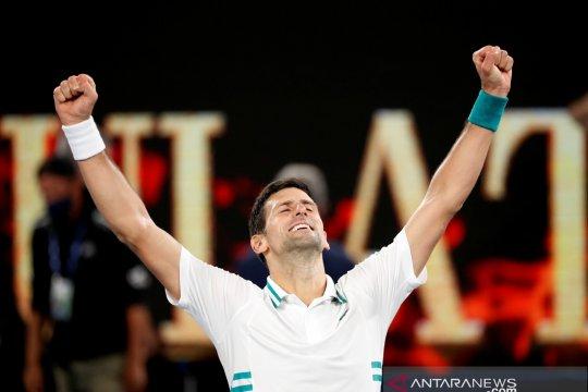 Djokovic pastikan kembali ke Tour di Miami Open