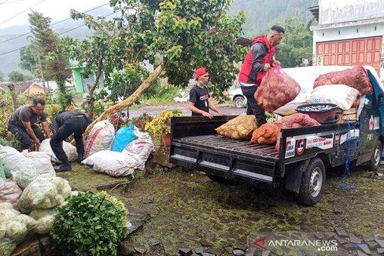 PMI Banjarnegara salurkan bantuan untuk warga terdampak banjir
