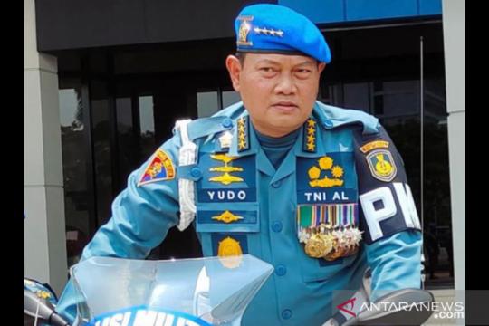 HUT Pomal ke-75, Kasal ingin Polisi Militer AL lebih terampil