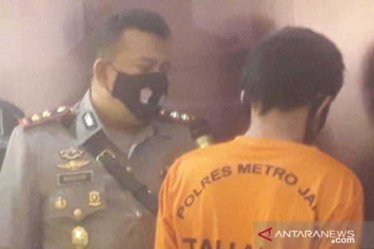 Kasus pencabulan di Jakarta Utara terungkap dari uang Rp50 ribu