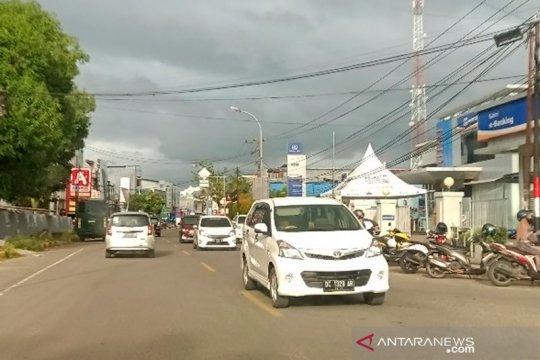 Gempa 5,8 magnitudo guncang Buol