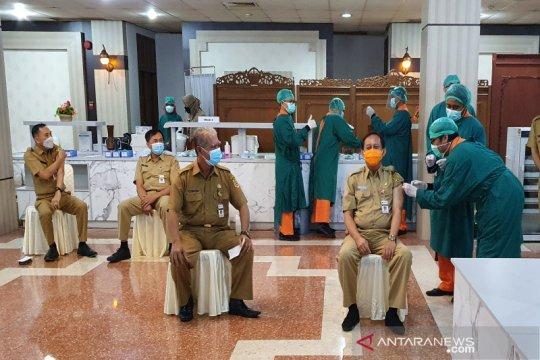 35 kepala daerah di Jateng diminta kawal percepatan vaksinasi