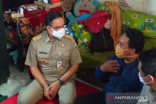 Anies ajak masyarakat jauhkan anak dari tempat berisiko saat banjir