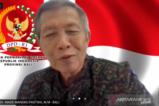 Anggota DPD: Seniman Bali harus manfaatkan teknologi