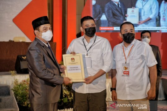DPRD Kota Medan jadwalkan paripurna pengusulan pelantikan Bobby-Aulia