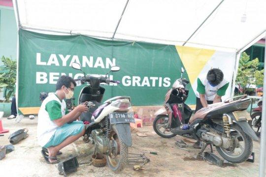 BAZNAS bantu korban banjir di Cipinang Melayu