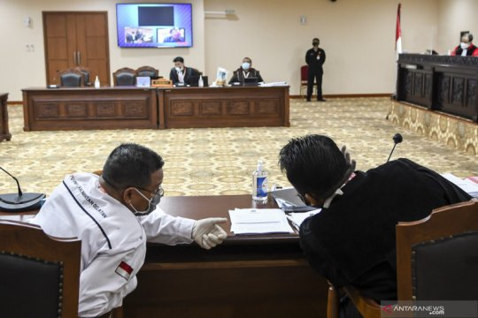 Hakim MK ingatkan saksi yang diadirkan untuk sengketa pilkada relevan