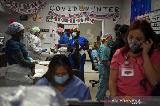 Organisasi kesehatan: Kasus COVID-19 di kawasan Amerika turun