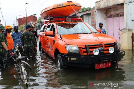 Pemkot Pekalongan perpanjang status tanggap darurat bencana