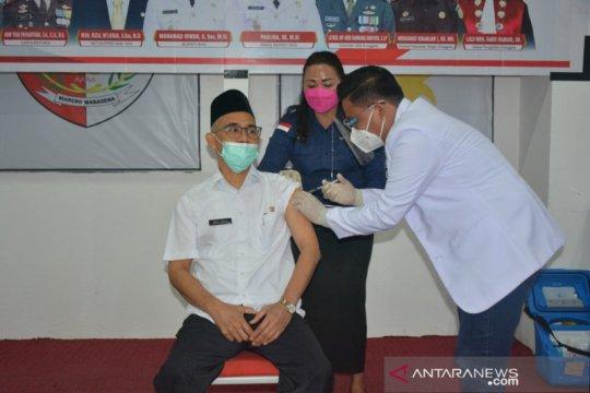 KIPI COVID-19 hanya lima kasus per 10 ribu vaksinasi