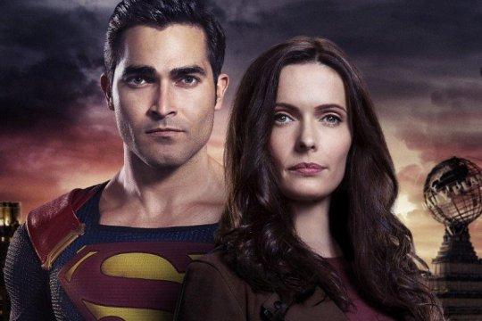 """Serial """"Superman & Lois"""", lika-liku manusia baja jadi orangtua"""