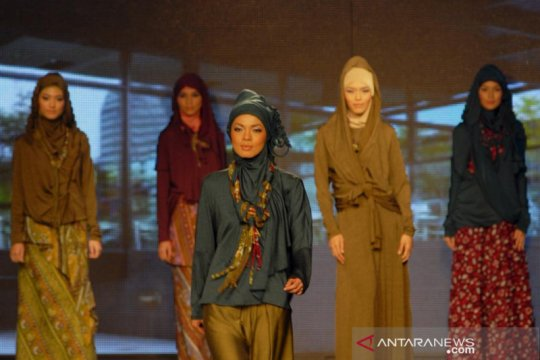 "Kemenparekraf gelar ""Modest Fashion Funders Fund 2021"""