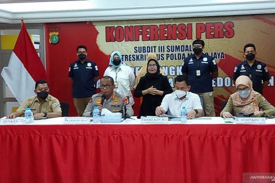 Polda Metro Jaya gerebek klinik kecantikan ilegal di Ciracas