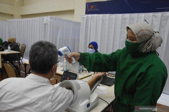 ICW nilai tak ada urgensi pemberian vaksin untuk tahanan KPK