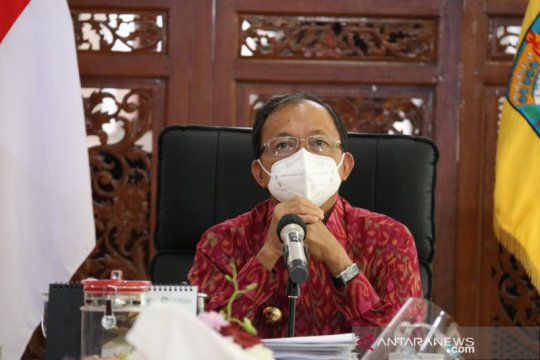 Gubernur Bali dorong BUMD aktif kembangkan energi bersih