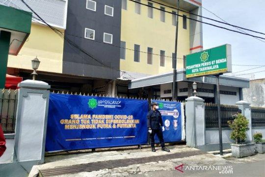 Cegah penularan, Pesantren Benda di Tasikmalaya-Jabar ditutup