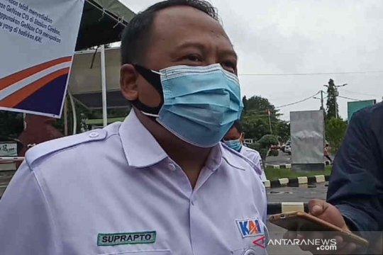 Perjalanan kereta di Daop 3 Cirebon kembali normal