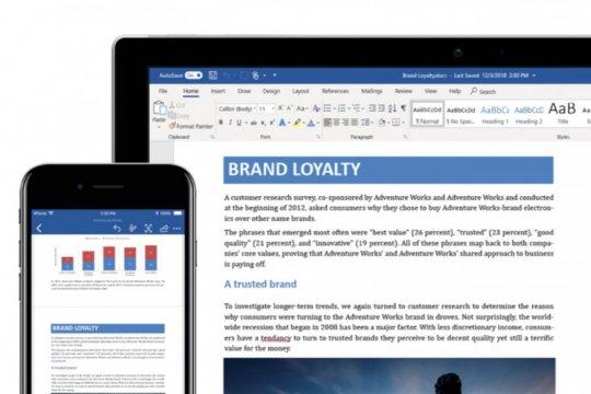 Microsoft Word dapatkan fitur prediksi teks