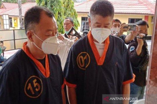 Polres Kobar koordinasi Konsulat China terkait penahanan dua WNA