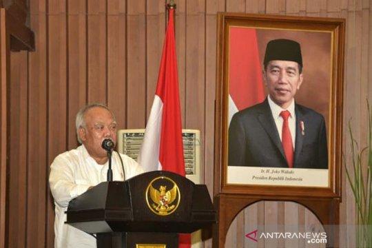 Menteri PUPR: Perawatan jalintim Sumatera jadi percontohan KPBU