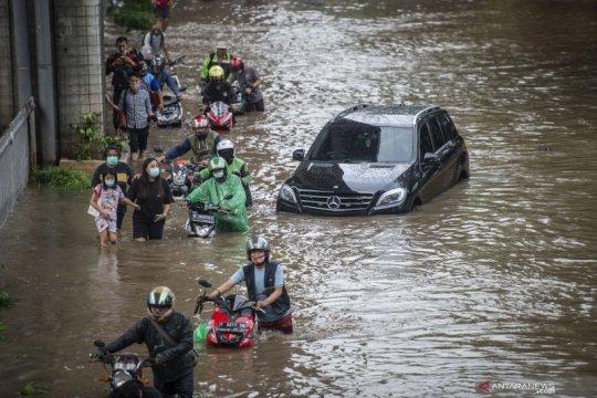 BMKG: Waspada potensi banjir di Jakarta bagian Selatan