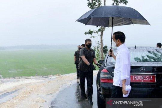 """""""Foodestate"""", Jokowi dan hujan berkah untuk ekonomi SumbaTengah"""