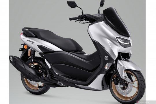 Yamaha tambah warna silver untuk New NMAX 155 Connected/ABS