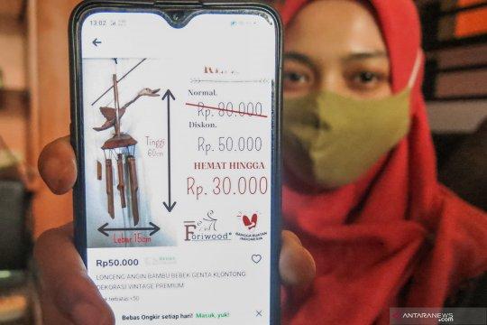 Kemenkop UKM: Transaksi belanja online tumbuh 26 persen selama pandemi