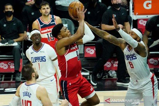 Clippers akhiri lima kemenangan beruntun Wizards