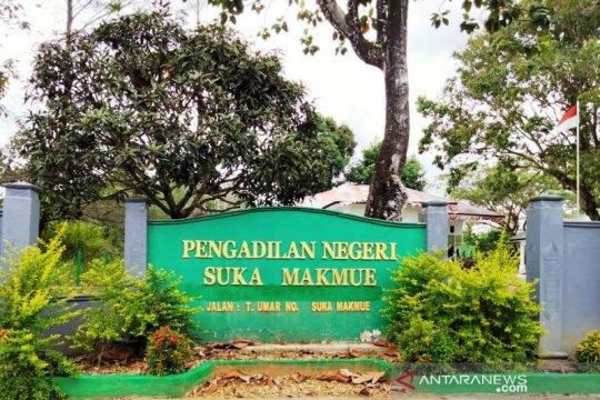Pelaku pencemaran nama baik Bupati Nagan Raya dihukum setahun penjara
