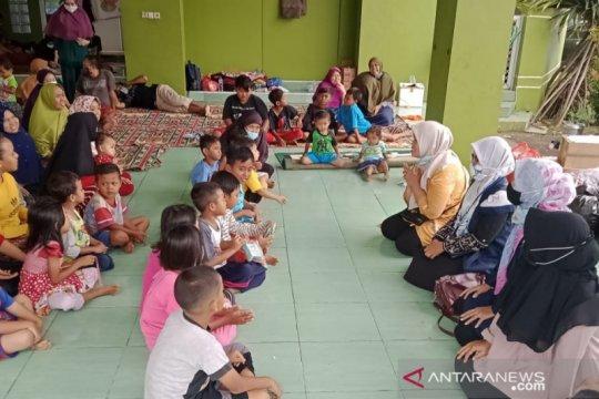 KPAD Bekasi berikan pemulihan trauma anak korban banjir