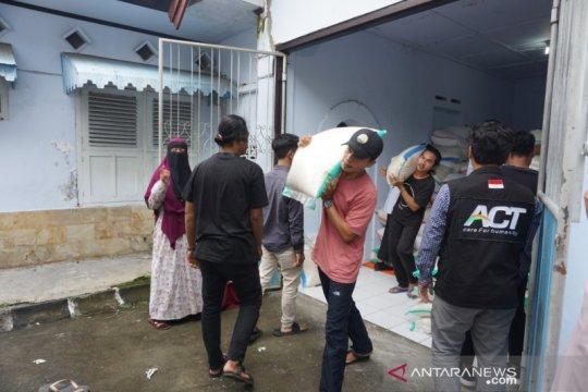 ACT NTB himpun 25 ton bantuan logistik untuk korban gempa