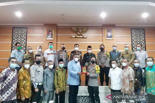 DPRD Bogor gandeng Polres untuk tindak lanjuti aduan warga