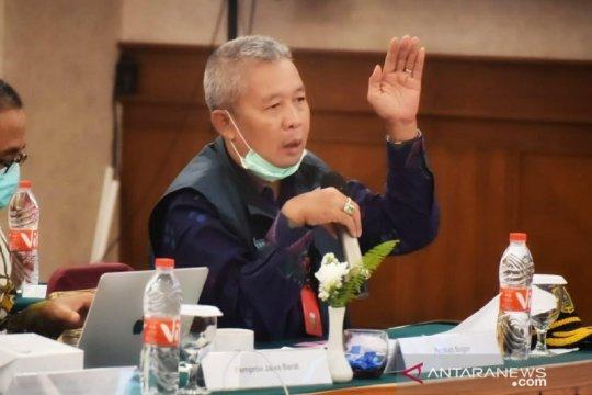 Sekda Bogor pastikan dinas-dinas serius tata Kawasan Cibinong Raya