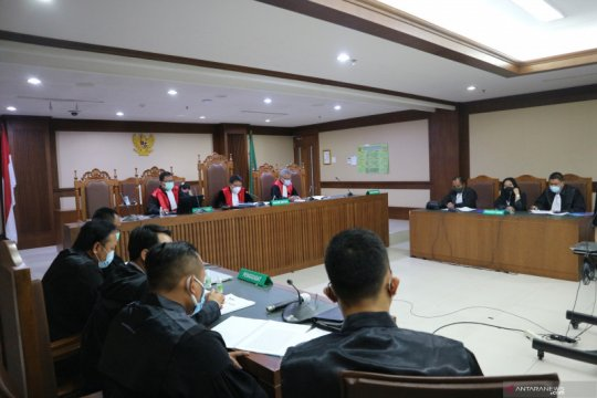 Pengusaha Ardian didakwa suap eks Mensos Juliari Rp1,95 miliar