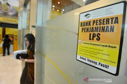 LPS turunkan tingkat bunga penjaminan 25 basis poin