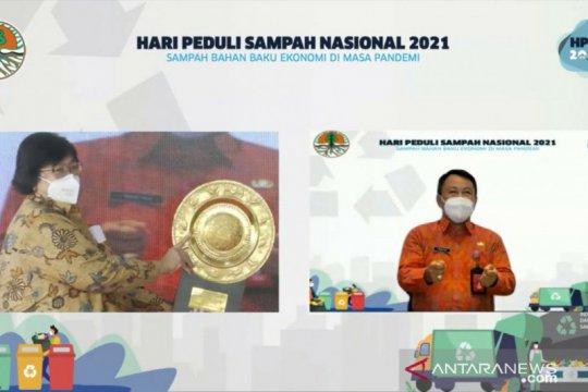 Badung raih penghargaan nasional dalam pengelolaan sampah